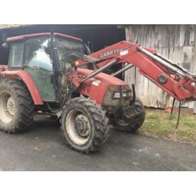Tracteur Case ih jxu 75
