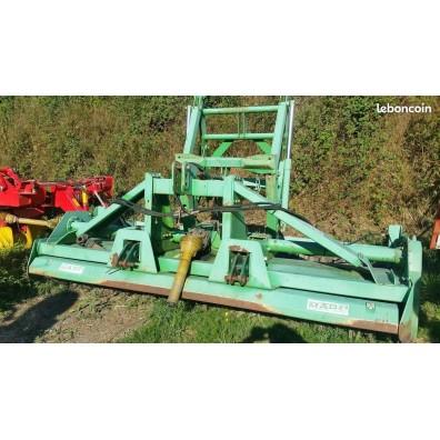 Cultivateur à axe horizontal Perugini R3000
